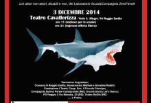 inferno - 3 dicembre 2015 - cavallerizza RE -cartolina